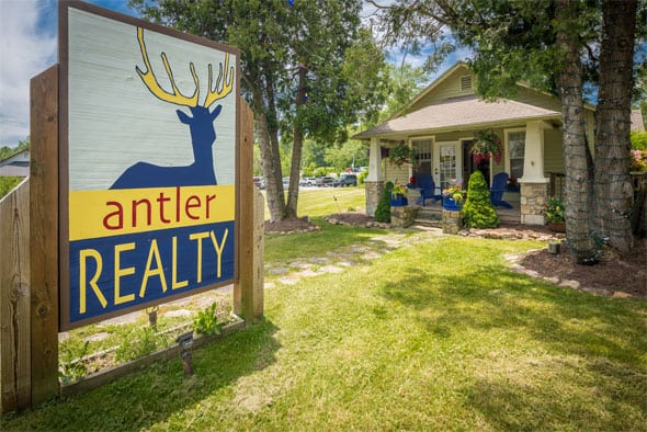 Antler Realty Office