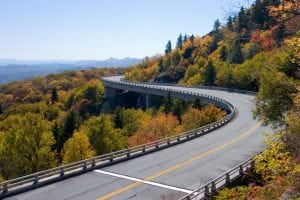 Linn Viaduct Blue Ridge Parkway