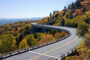 Linn Viaduct Blue Ridge Parkway